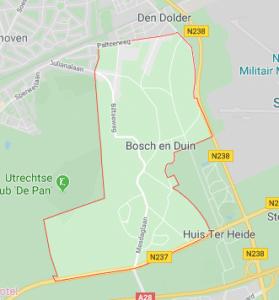Slotenmaker Bosch en Duin